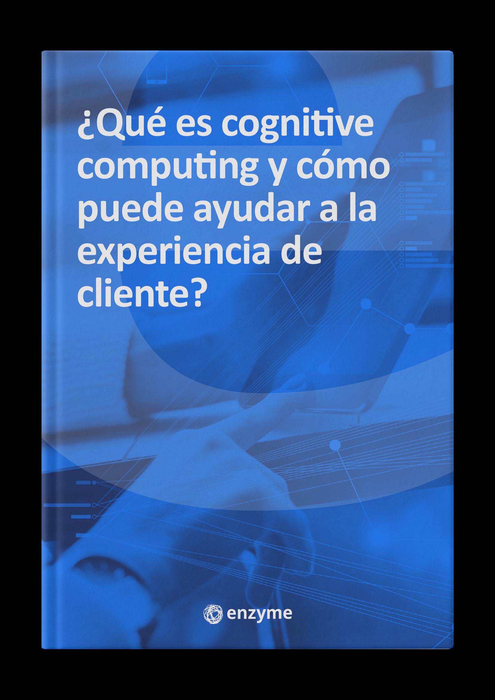 ENZ - Cognitive Computing - Portada 3D-1