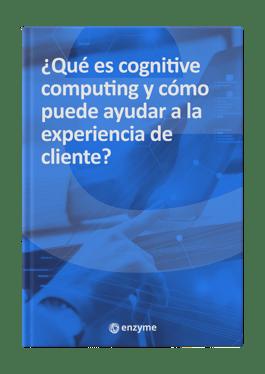 ENZ - Cognitive Computing - Portada 3D