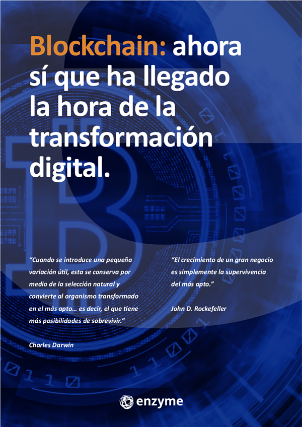 Portada eBook Blockchain